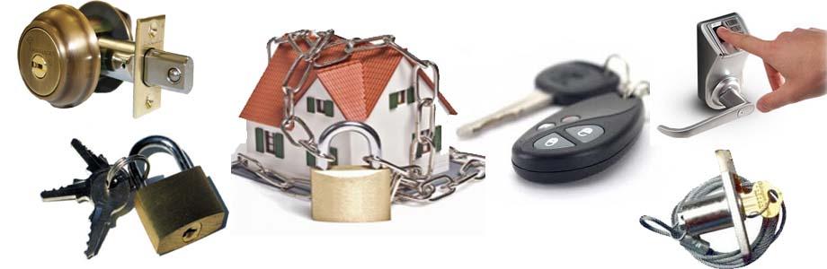 Prevent Break-ins with Good Locks