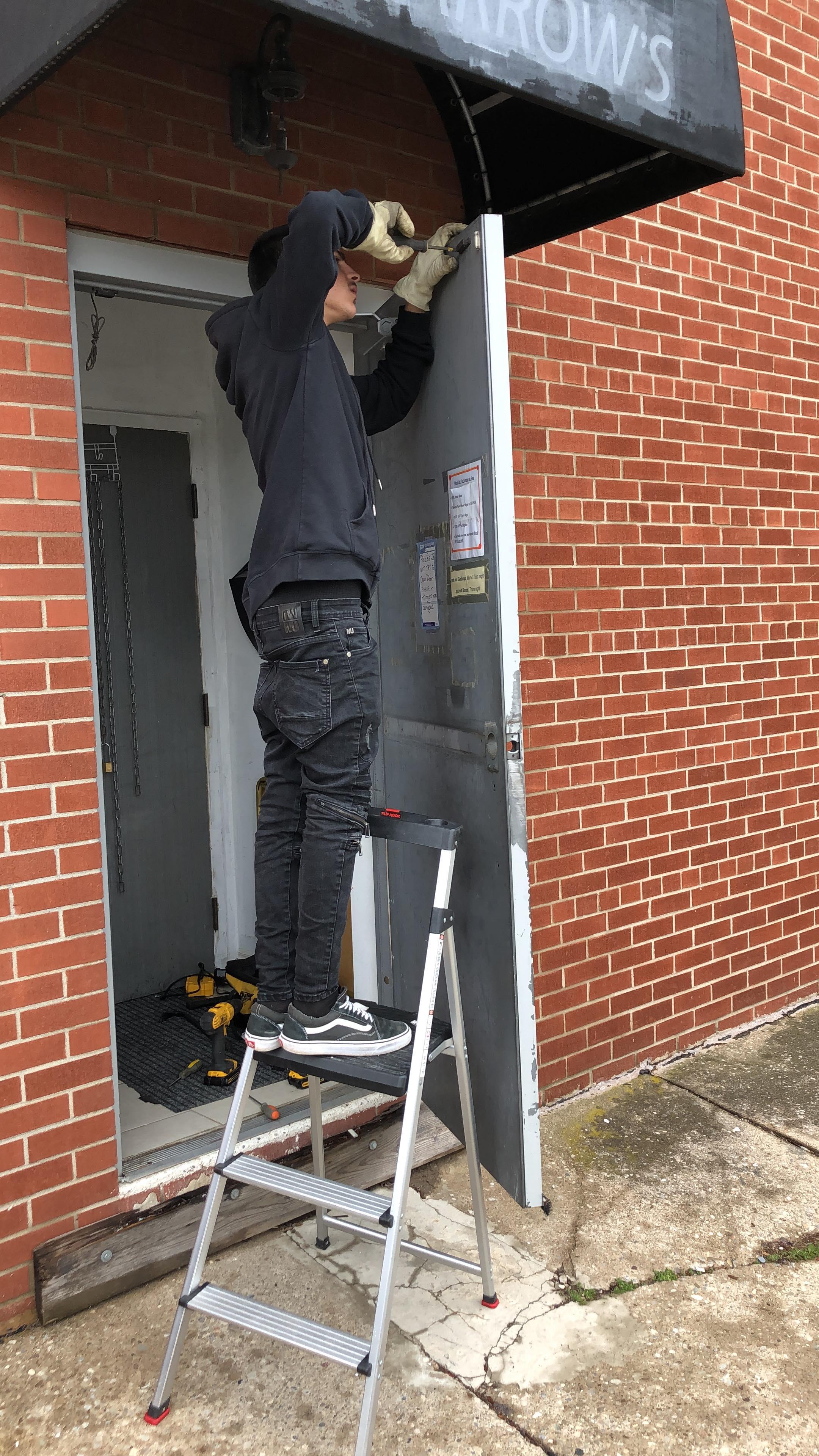 Toronto Security Door Services