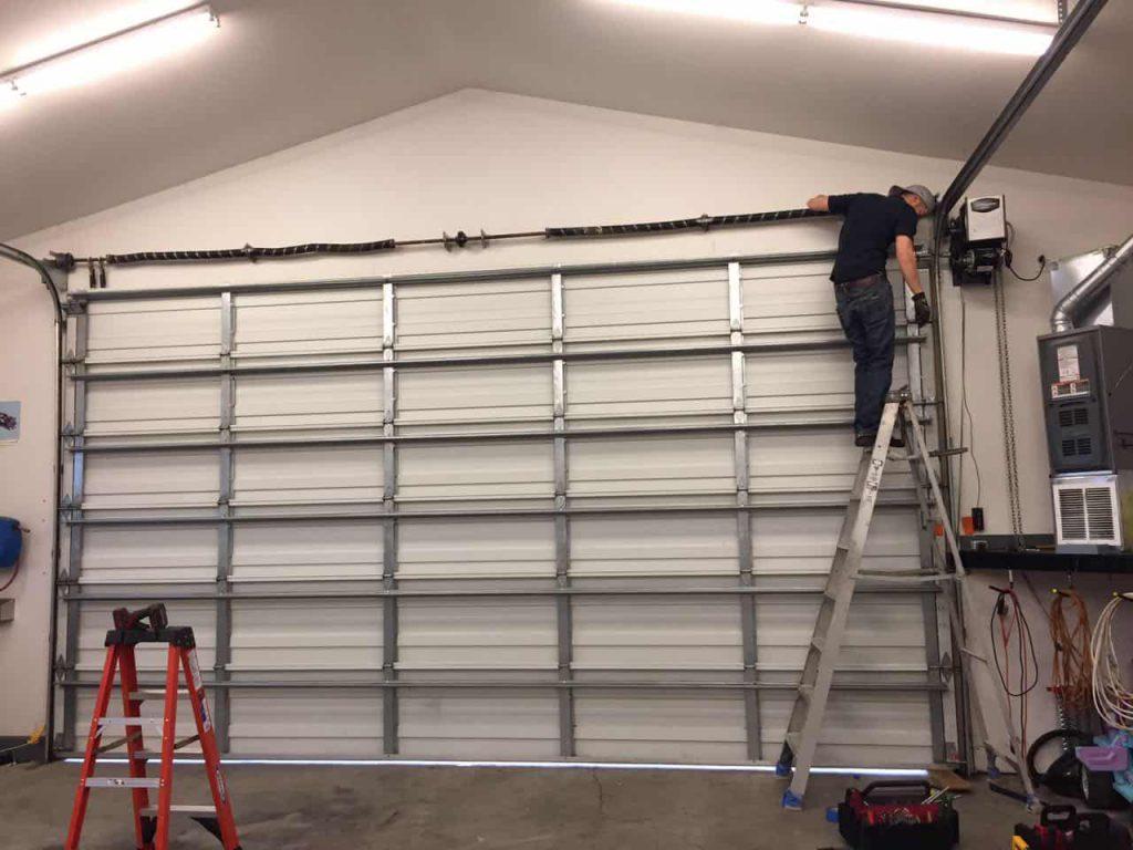 Barrie Garage Door Spring Replacement