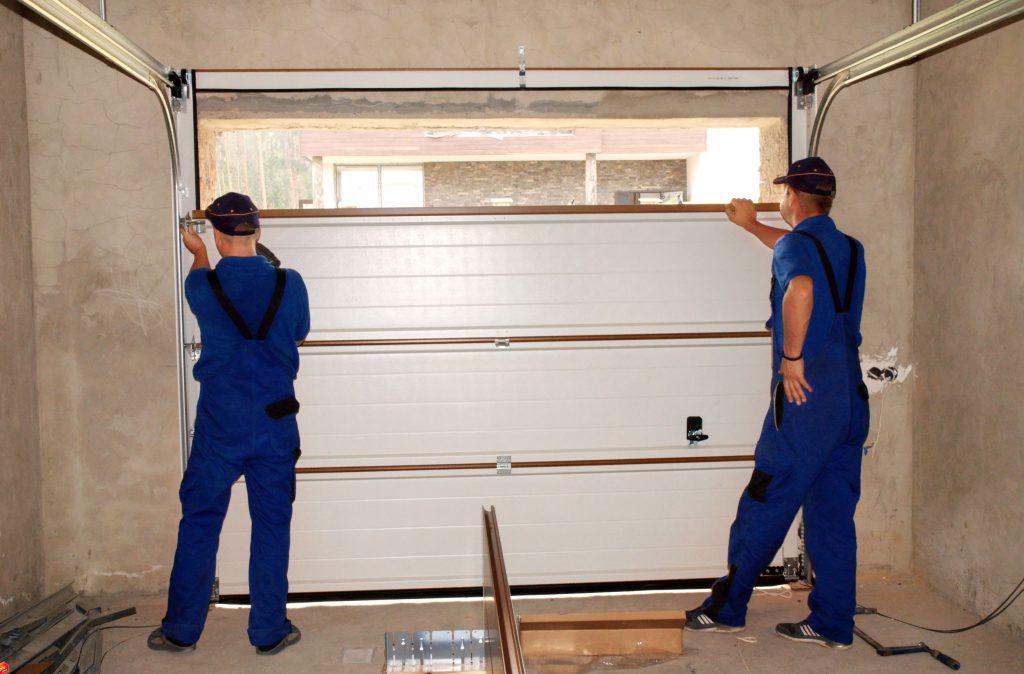 Garage Door Spring Replacement Barrie